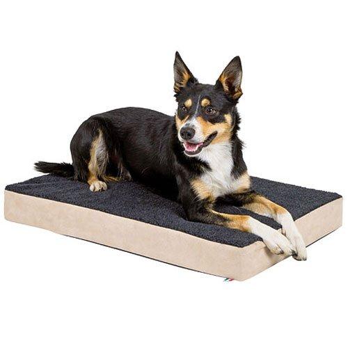 Hondenkussen memory foam   Hoog ligcomfort