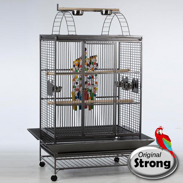 Papegaaienkooien   Papegaaienkooi Aida Grijs