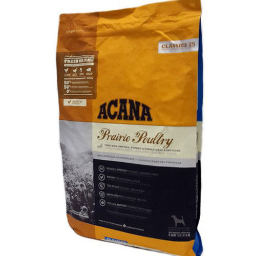 Hondenvoer | Acana Classics | Acana Prairie Poultry