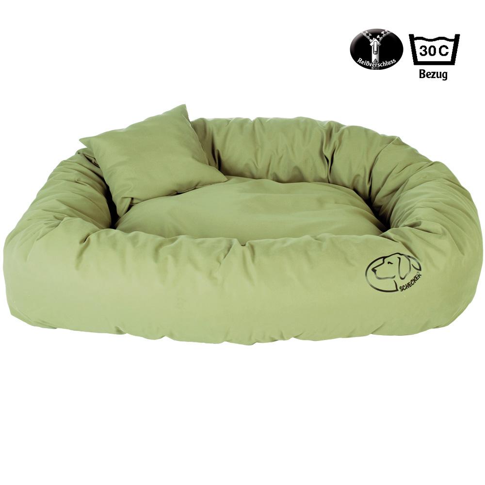 Groen 95x75x19cm - Ligvlak 60x45cm