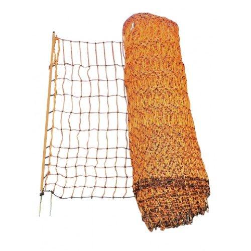 Pluimveenet 50 meter Dubbele pen - net