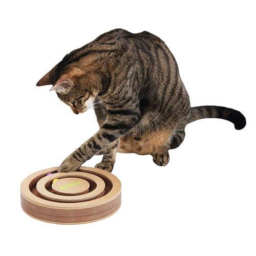 Kattenpuzzel Exciting | Denkspeelgoed voor katten
