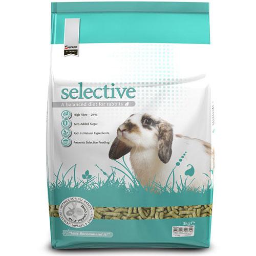 Supreme Science Selective konijn 3kg