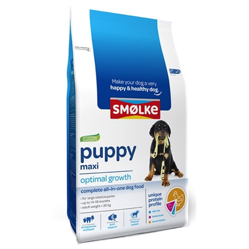 Smolke Puppy Maxi 12kg.