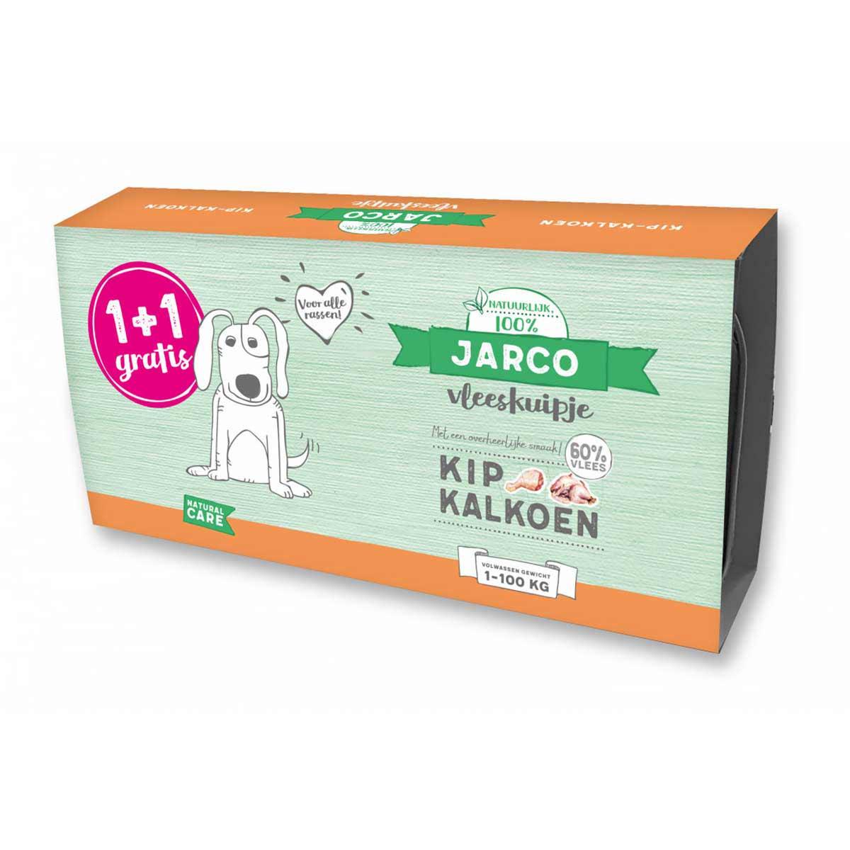 Jarco Dog Alu Kip-Kalkoen