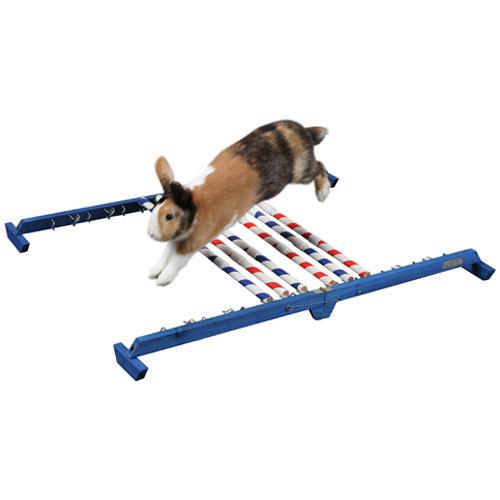 Agility Combi jump voor Knaagdier, Hoogte 53 cm