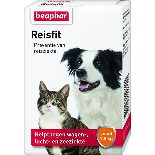 Beaphar Reisfit | Geschikt voor hond en kat