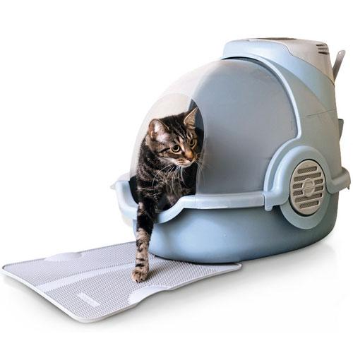Kattenbak Bionaire - Inclusief 1 carbon filter