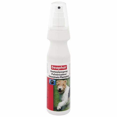 Beaphar Voetzolenspray | Beschermt voetzolen van je hond