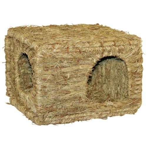 Knaagdieren   Huisjes en spelen   Grasnest XL, geschikt voor consumptie