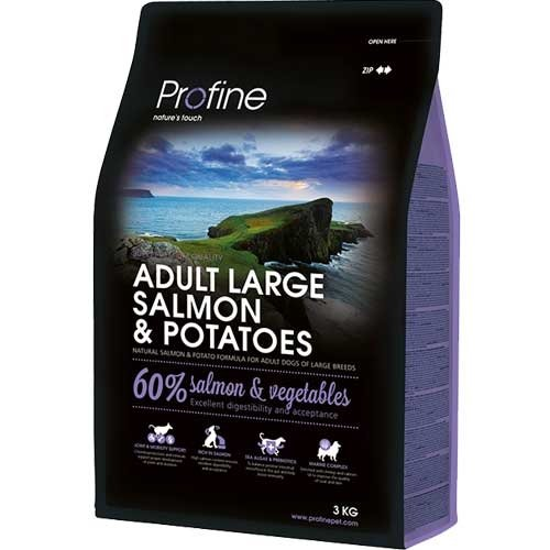 Profine Adult Large Breed Zalm | Graan-arm | Glutenvrij