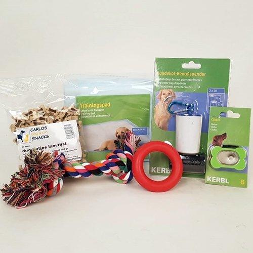 Puppypakket | Leuk cadeau voor pups
