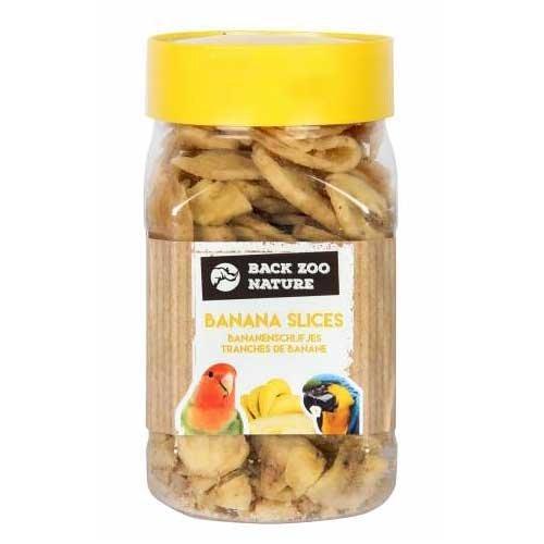 papegaaiensnacks   Bananenchips   Traktatie voor uw vogel