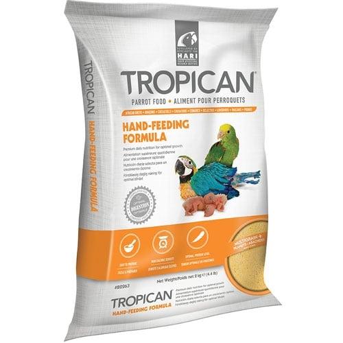 Hagen Tropican Baby Formula