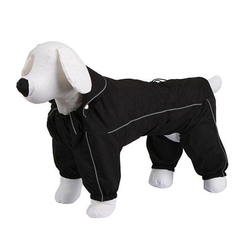 Hondenjas Manchester- Reflecterende strepen