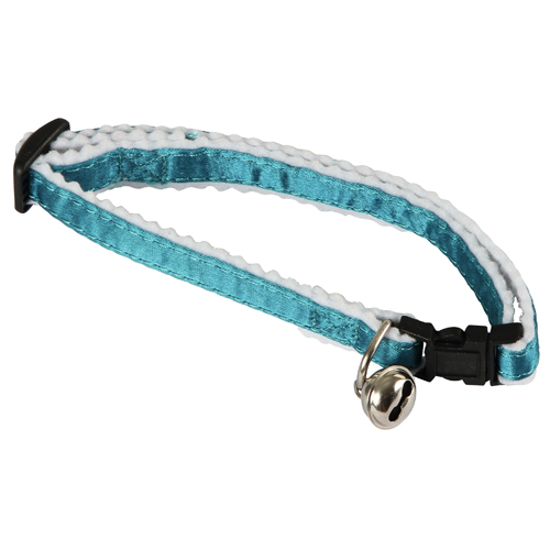 Reflecterende kattenhalsband Blauw