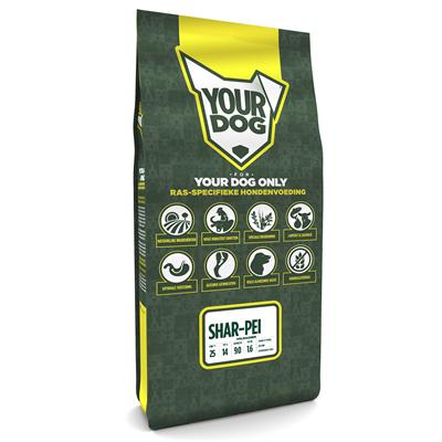 Yourdog Shar-pei Volwassen 12 KG