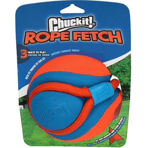 Chuckit Rope Fetch