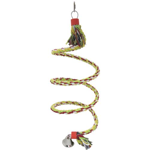 Papegaaienschommel Toy Spiral Swing Large | ruim assortiment, snel geleverd