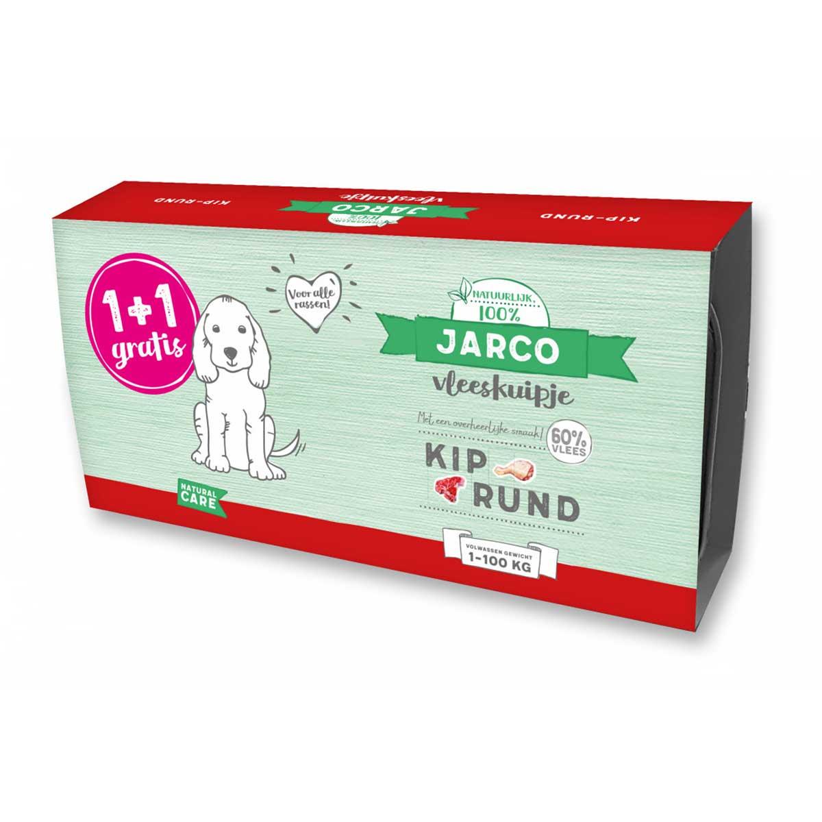 Jarco Dog Alu Kip-Rund