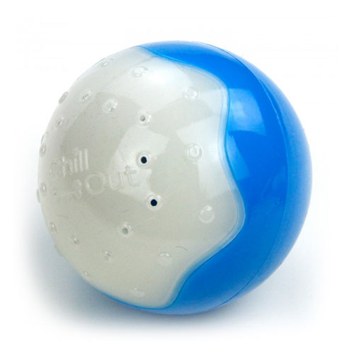 Hondenspeeltje | Chill Out Ice Ball 8,5cm. | All For Paws