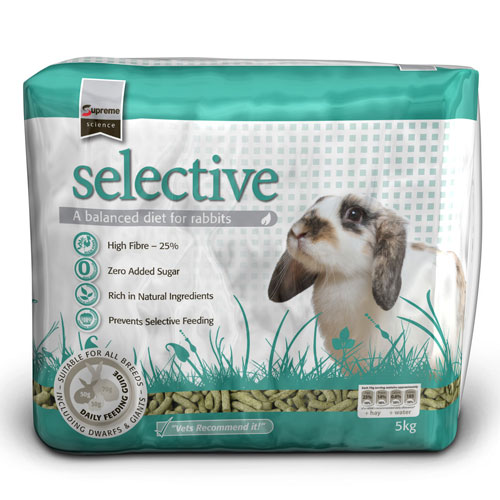 Supreme Science Selective konijn 5kg