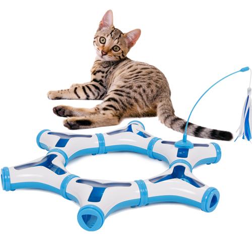 Kattenspeelgoed Cat Connected 6