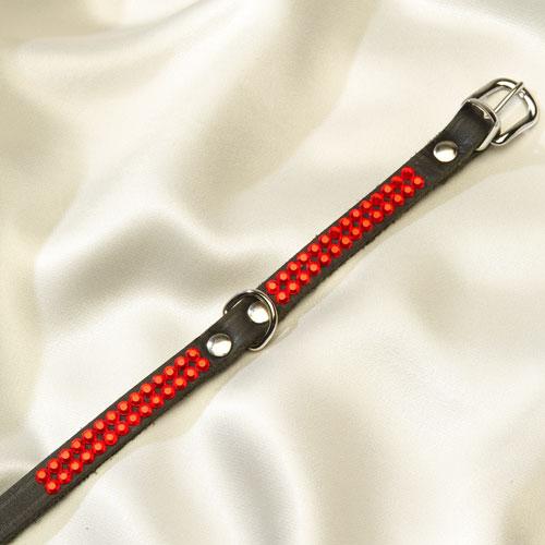 Swarovski halsband LoeLoe