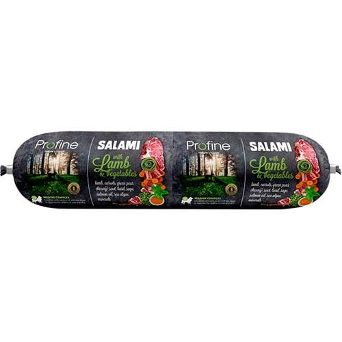 Hondenvoer worst salami lam en groenten   Profine