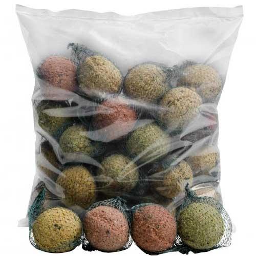 Vogelmix 20 vetbollen