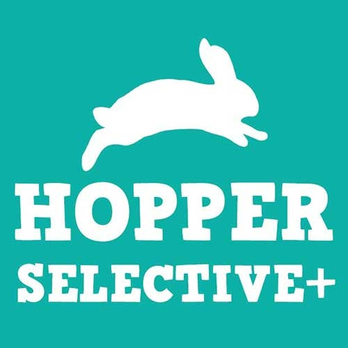 Hopper Selective Plus Konijnenvoer