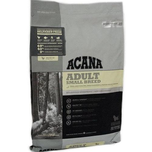 Hondenvoer | Acana Heritage | Acana Adult Small Breed 6kg.