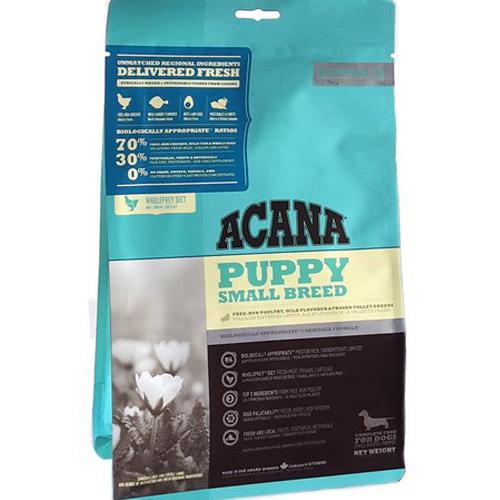 Hondenvoer | Acana Heritage | Acana Puppy Small Breed 2 kg.