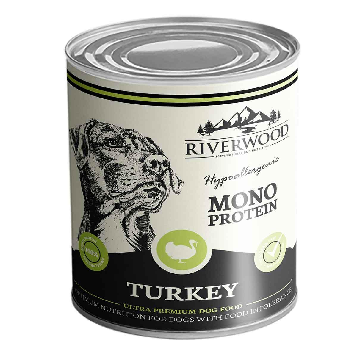 Mono Proteïne Turkey