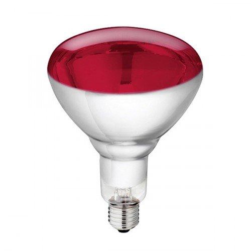 Warmtelamp 150Watt Rood Gehard