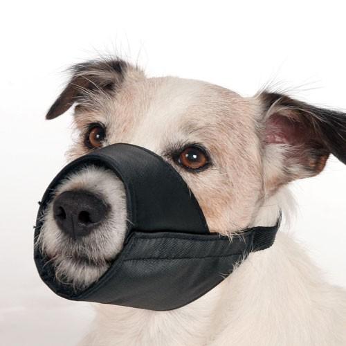 Nylon muilkorf Bobo | Zeer comfortabel voor je hond