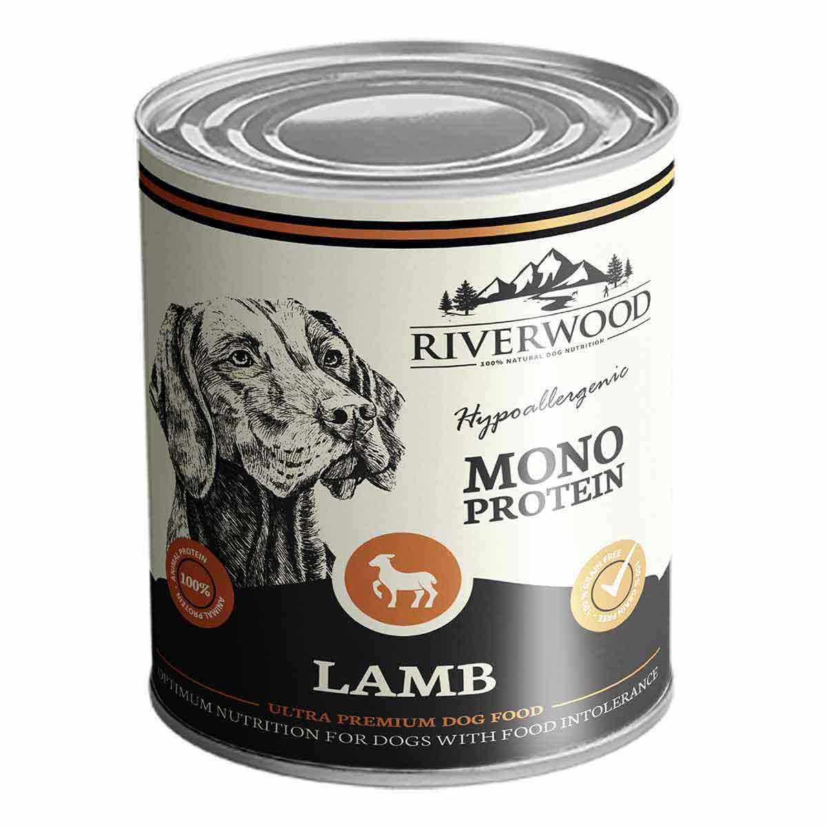 Mono Proteïne Lamb