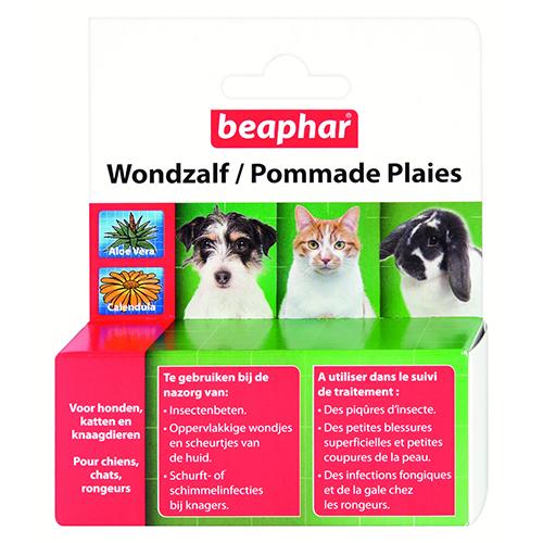 Beaphar Wondzalf | Geschikt voor hond, kat en knagers