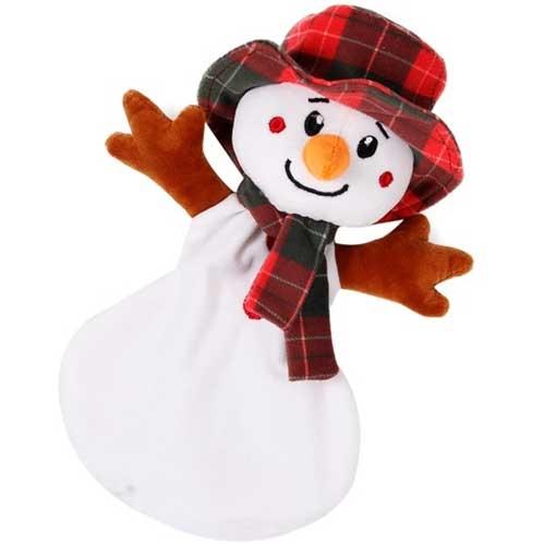 Kerstknuffel Snowman