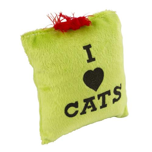 Speelzak met Catnip