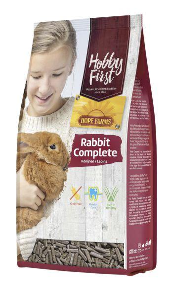 Hobbyfirst Hopefarms Rabbit Complete