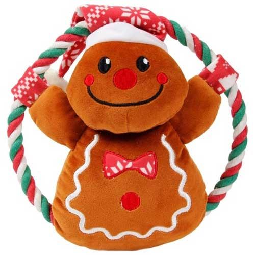 Kerstflos Gingerbread Man
