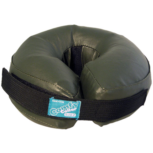 Comfy Collar | Maat 2 - diam. 22-30cm. | Opblaasbare kraag voor hond en kat