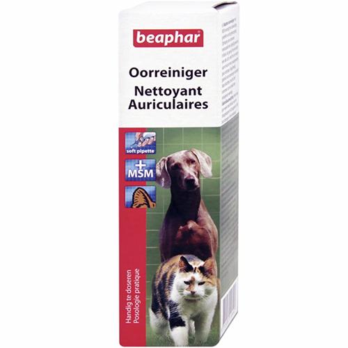 Beaphar Oorreiniger | Geschikt voor hond en kat