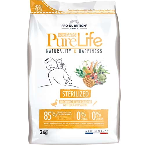 Pure Life Sterilized 2kg