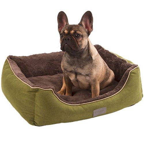Hondenmanden   Hondenmand Samuel Groen/Grijs