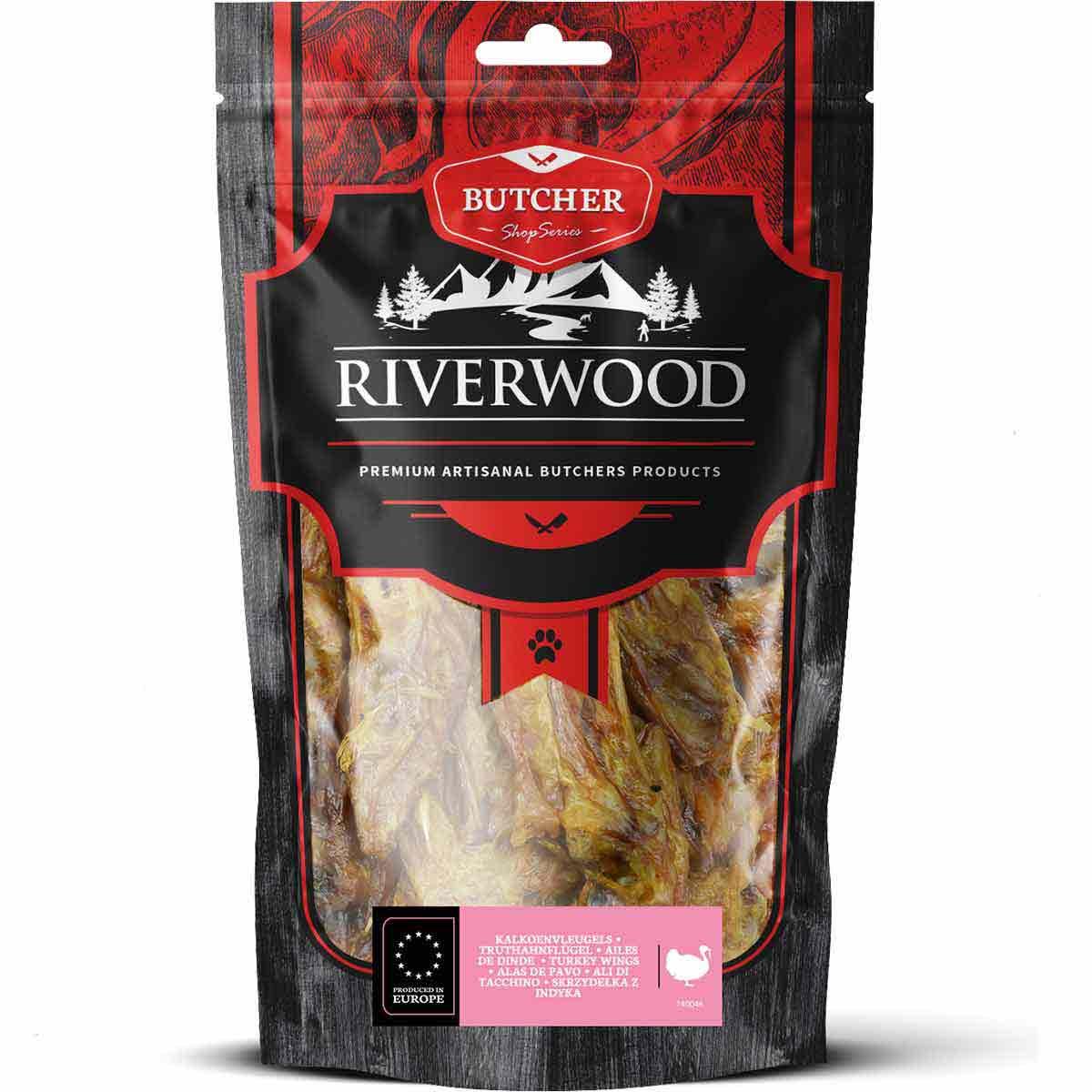 Riverwood Kalkoenvleugels