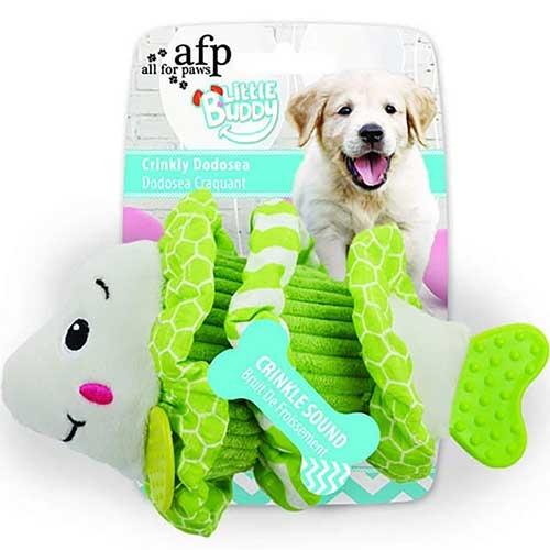 AFP Little Buddy Crinkly Dodosea | Speelgoed voor je pup