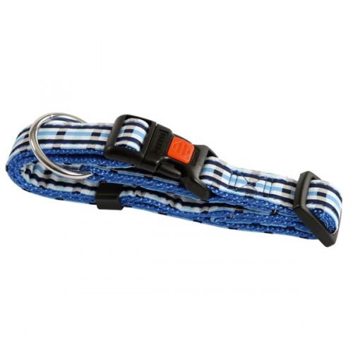 Halsband San Diego Blauw Traploos verstelbaar