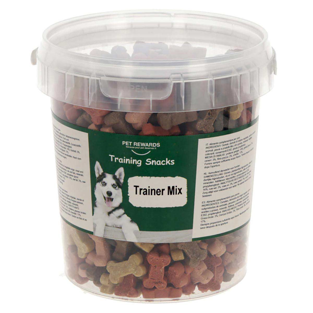 Pet Rewards Trainer Mix